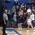 Lady Comets Come Up Short
