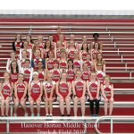 MS Girls Track Undefeated in Conference