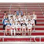 MS Girls Track Wins Napoleon Invite. Melling Breaks School Record in 3200m