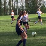 6th Ranked Soccer Team Defeats Quincy 8-1