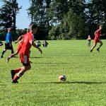 Comets Soccer Takes H-H Invite