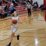 Lady Comets Cruise Past Jayhawks