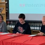 Garrett Melling Signs With Davenport