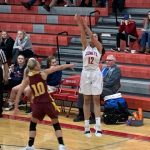 Lady Comets Fall to Manchester