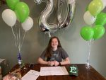Reagan Fazekas Signs With EMU For Rowing