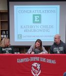 Kathryn Childs Signs With EMU Rowing