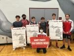 3 Comets Wrestlers Win Regionals; 6 Place