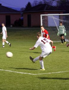 3-22-16 Maryville High School vs. Heritage High School Boy's Soccer Game!
