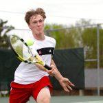 Maryville High School Boys Varsity Tennis beat William Blount High School 8-1