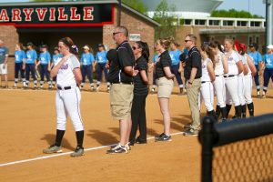 MHS vs. Hardin Valley Girl's Softball