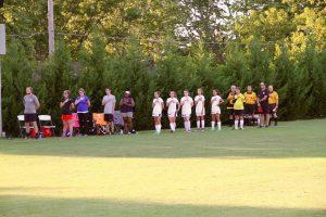 Maryville High School vs CAK Girl's Soccer!  Rebel's WIN  5-0!