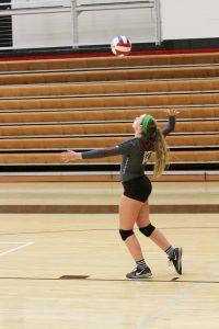 Maryville High School vs. William Blount High School Volleyball!  Rebels Win 3-0!