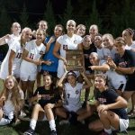 Maryville High School Girls Varsity Soccer beat Farragut High School 2-1