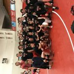 Maryville High School Boys Varsity Wrestling falls to Heritage High School 53-20