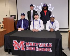 MHS National Football Signing Day!