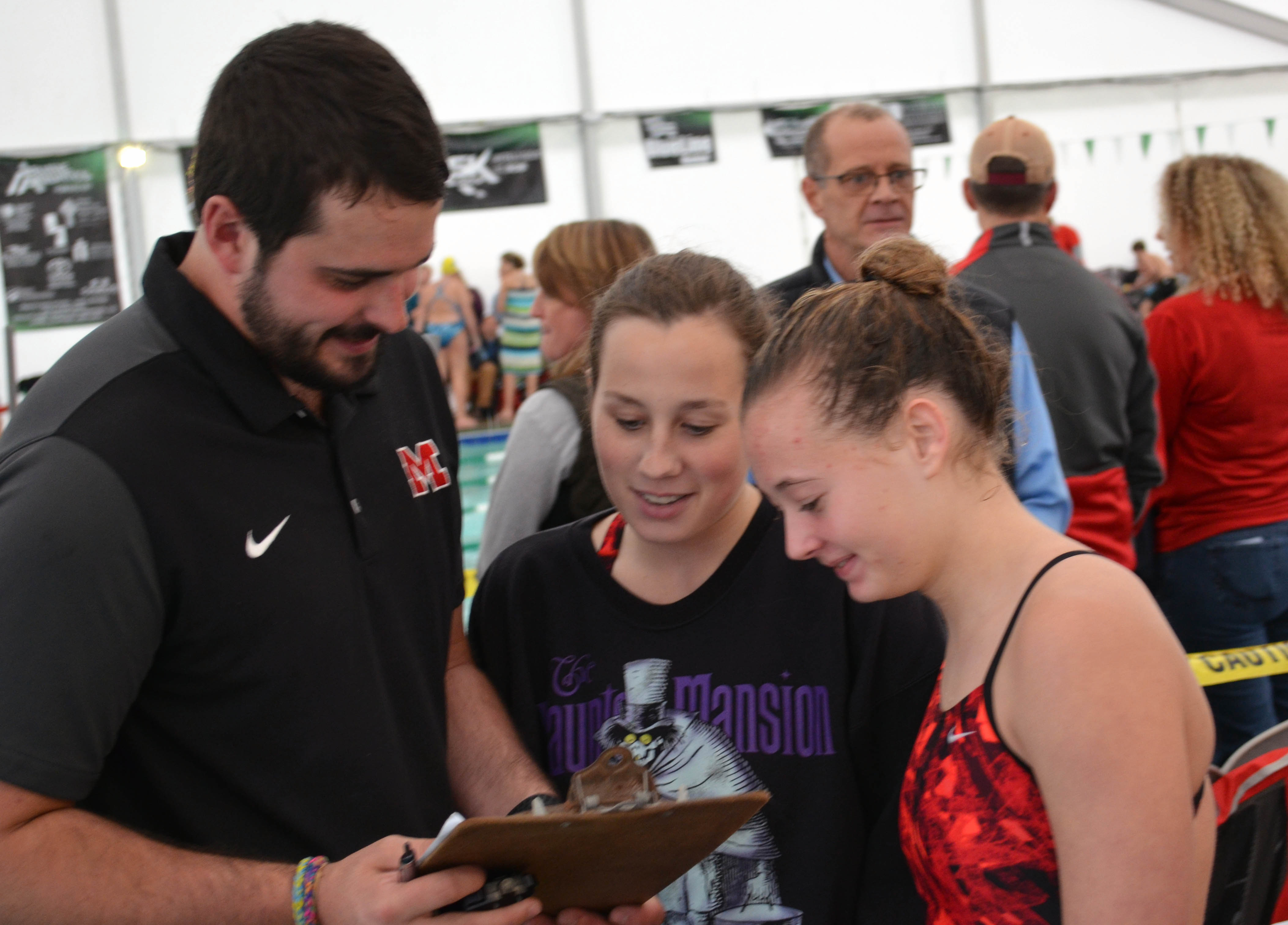 MHS Swim Team Starts 2017-18 Season