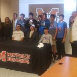 MHS Rebel Golfers Sign to Continue Golf Careers