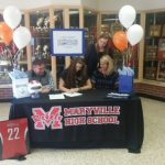Syndey Crook Signs to Play Volleyball with Johnson University