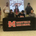 Nathan Seery signs with the University of the Cumberlands