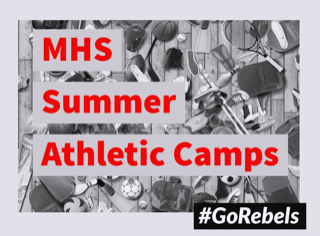 2018 Summer Athletic Camps