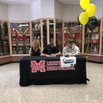 Will Orren signs with Centre College Baseball