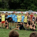 Boys Varsity Cross Country finishes 1st place at Panther Creek Invitational