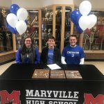 Tommy Ward Signs with Creighton University