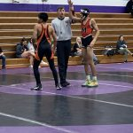 Boys Varsity Wrestling beats Morristown Hamblen East 56 – 18
