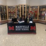 Bevin Harrill signs with Tennessee Wesleyan