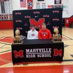 MHS Football National Signing Day