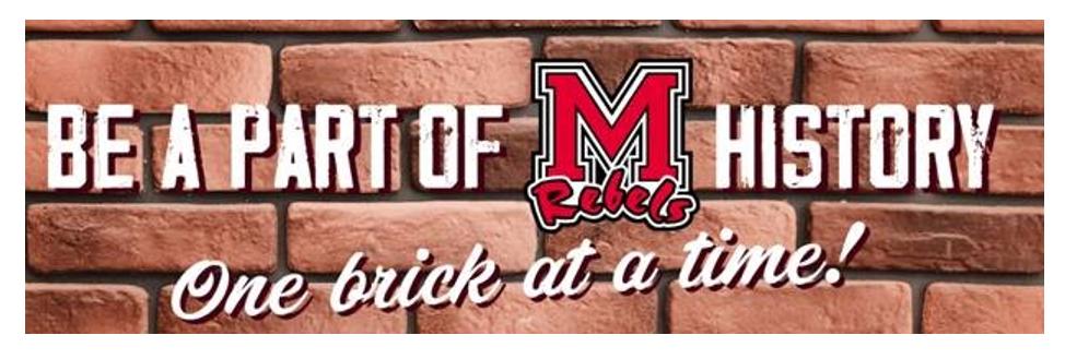 Maryville Bricks on Sale!
