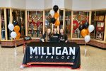 Lady Rebels Sign at Milligan University