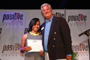 Positive Athlete Awards 2016