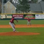 Creekside High School Varsity Baseball falls to Fellowship Christian School 2-0