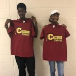 T.R.I.B.E. Athletes of the Month