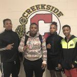 Coed Varsity Wrestling beats Clarkston 30 – 24