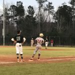 Boys Varsity Baseball beats Langston Hughes 13 – 2