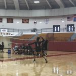 Tribe Volleyball Nets a Win