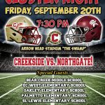 Creekside Football – Online Coverage