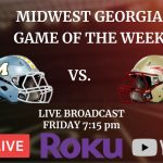 Football Friday vs Mays – SSTV