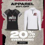 Flash Sale – 20% Off
