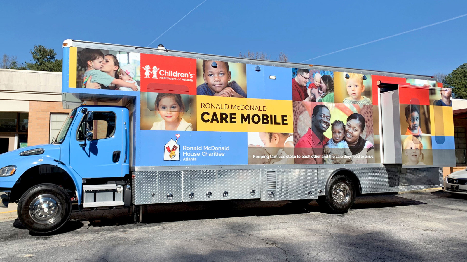 Free Physicals – The Care Mobile is Back!