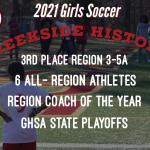 Girls Soccer State Playoffs