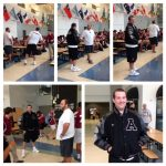 Coxwell Recognized For Service to the Raider Family