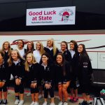 Best of Luck at State Competition Cheer