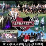 2015 Cross Country Meeting