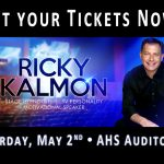 Ricky Kalmon to Support AHS Foundation
