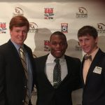 Raiders Honored with TCA-NFF Scholarships