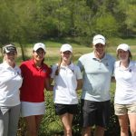 Girls Golf takes 2nd in Region