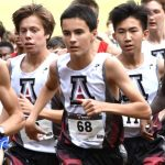 Cross Country Ranked 5th in State
